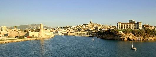 Ville de Marseiiie. Crédit photo : Ville de Marseille