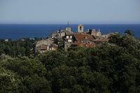 Village Biot. Crédit photo : Mairie de biot