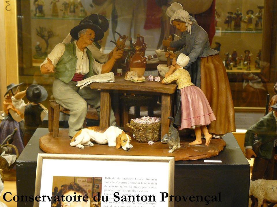 Ouverture du Conservatoire du Santon Provençal à Arles - Une collection exceptionnelle !