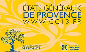 Etats généraux de Provence - Conseil départemental 13 - Bouches du Rhône