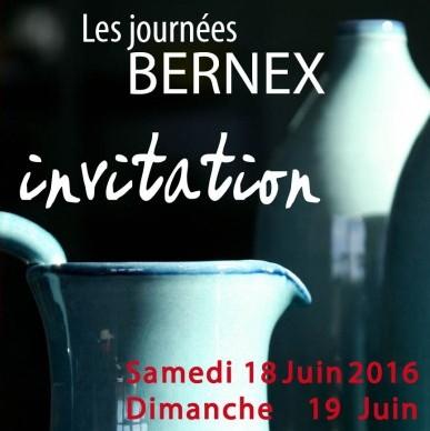 Les Journées Bernex - Céramique et santons à Aubagne les 18 et 19 juin 2016