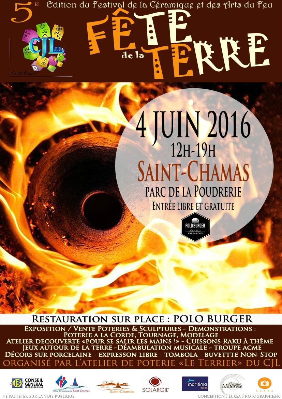 Fête de la terre, céramique et art du feu - 4 juin 2016 à St Chamas (13)