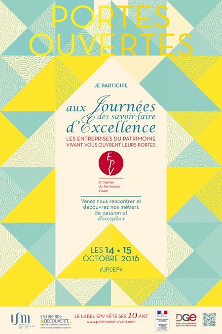 Portes ouvertes savoir-faire d'excellence - Barbotine poterie 14-15 octobre 2016