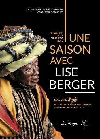 Une saison avec Lise Berger, exposition santons à L'Argilla à Aubagne jusqu'au 28 février 2018