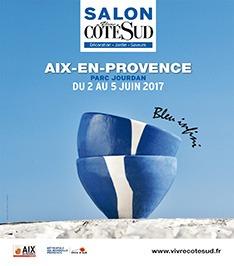 Salon Vivre côté sud, à Aix en provence du 2 au 5 juin 2017
