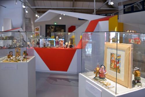 Cité de l'Art Santonnier à Aubagne - Provence Bouches du Rhône - Photo www.aubagne.fr