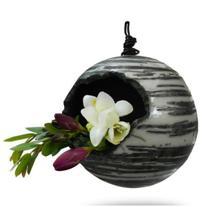 Amandine Poulain céramique grès - Plantes et jardin, nichoirs oiseaux - La Bouilladisse