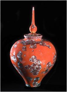Poterie du Scrpion, céramique et cristallisation - Le Thoronet, Var