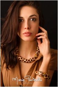 Marie Pastorelli, bijoux céramique