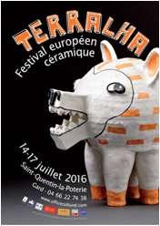 Terralha, festival européen céramique St Quentin la Poterie 2016