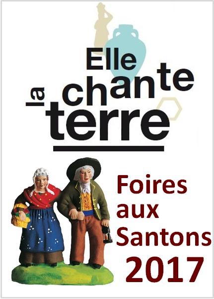 foires aux santons 2017 en Provence
