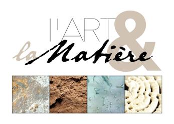 L'art et la matière, saison 3, à Aiguines (Var) du 12 au 17 juin 2017 - 40 artistes et artisans d'art