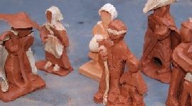 Argile Vivante à Aubagne - Stages loisirs créatifs santons