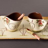 Hélène Carlot Le jardin d'Hélène Arts de la table et objets de décoration - 13830 Roquefort la Bédoule