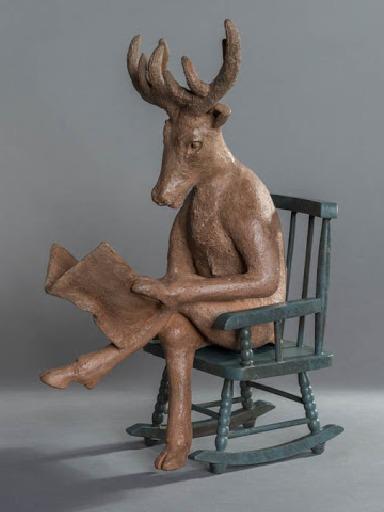 Céline Faure, Sculpture céramique - Pernes les Fontaines
