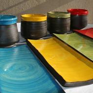 Rolland Gioan céramique, Arts de la table et objets de décoration - 06800 Cagnes sur Mer