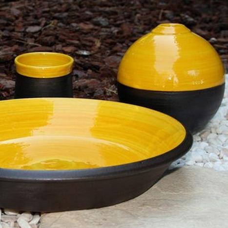 Barthelet & Gioan Poterie -  Art de la table et objets de décoration - 06800 Cagnes sur Mer