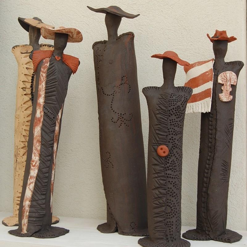 Céramosa, Fanny Guilvard céramqiue (Salernes, Var) - Objets déco, art de la table, sculptures