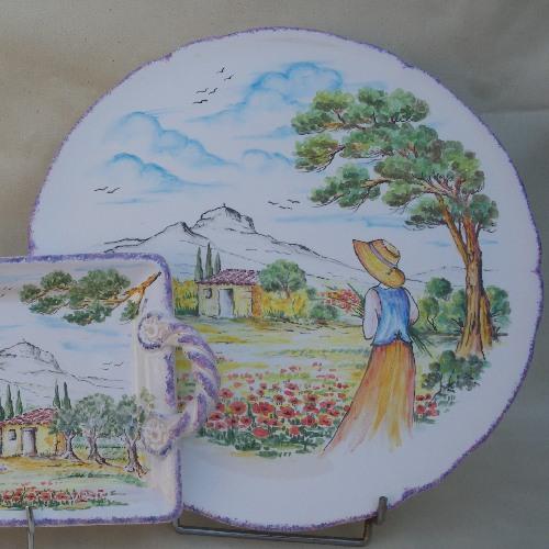 Jean Innocenti Faïencier, Arts de la table et objets de décoration - Restauration - 13821 La Penne sur Huveaune