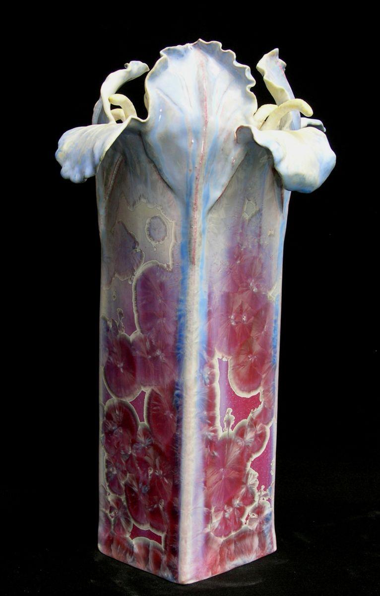 Atelier du Scorpion Brigitte et Pierre-Henri Lacreuse, Céramique cristallisation, pièces uniques et objets de décoration - 83340 Le Thoronet