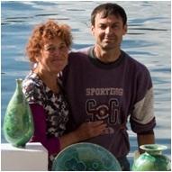 Atelier de poterie du Scorpion - Brigitte et Pierre-Henry Lacreuse - le Thoronet, Var