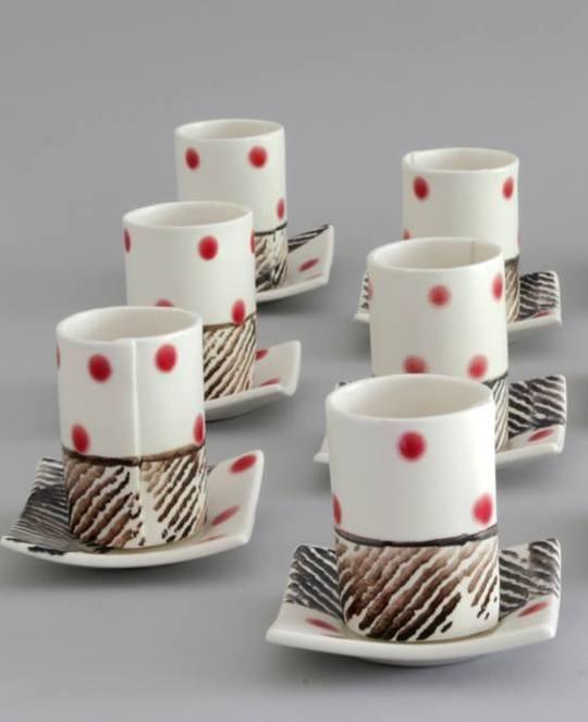Catherine Leduc Céramique Art de la table et objets de décoration 83470 Ollières