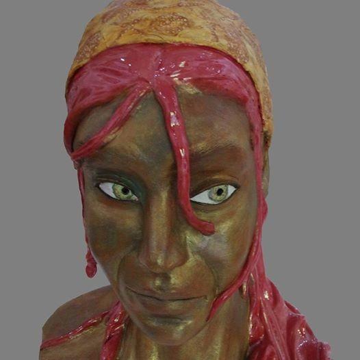 Marielle Légeron Galerie terres d'Etoile pièces uniques, sculptures et objets de décoration 13360 Roquevaire