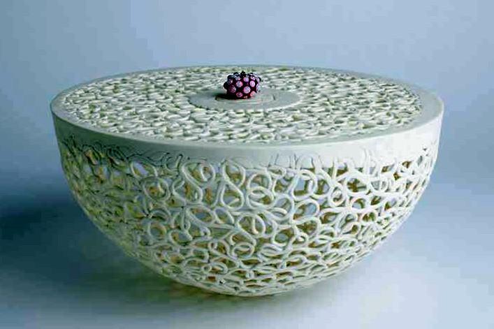 Loupmana Céramique, Muriel Lovo, oporcelaine objet de décoration - 06600 Antibes