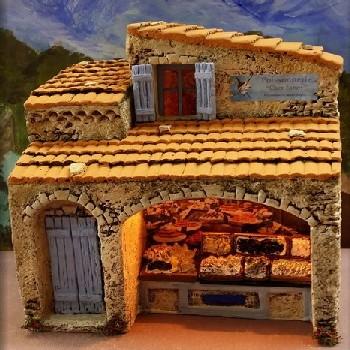 Atelier de Fanny, crèche et santons à Aubagne en Provence