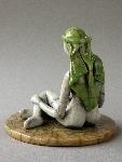 Magali Magnan, 13400 Aubagne - Sculpture céramique raku