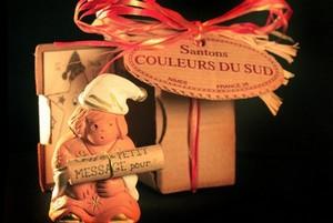 SANTONS COULEURS DU SUD, Florence Massota - Santons bruts, Santons peints - 30000 NIMES