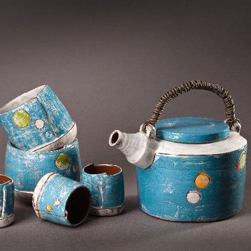 Energy Terre Patricia Pacchiano, céramique, Art de la Table et objets de décoration, Grès - 13115 St Plaul Les Durance