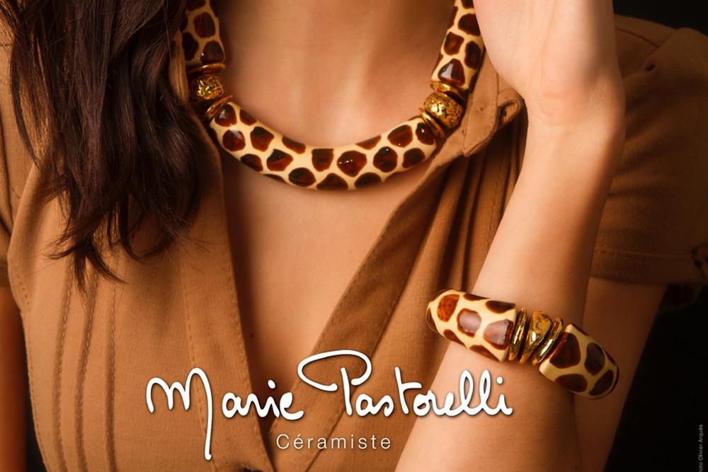 Marie Pastorelli, Bijoux céramique - 30132 Caissargues