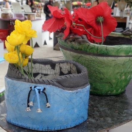Dany Prayet céramique, objets de décoration - Châteurenard (Bouches du Rhône)