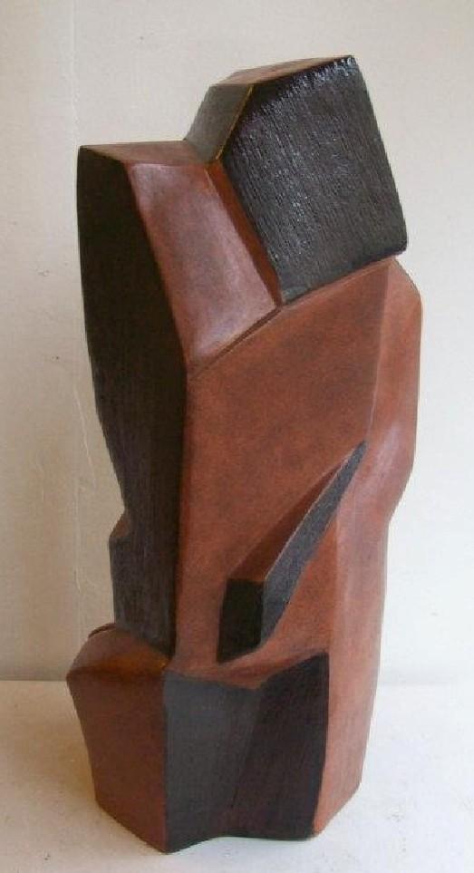 Véronique Roussiaux, sculpteur céramique - Nice - France