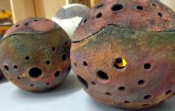 Atelier de poterie Créa-terre et feu, Sylvie Santo-Raspaud - Châteauneuf les Martigues