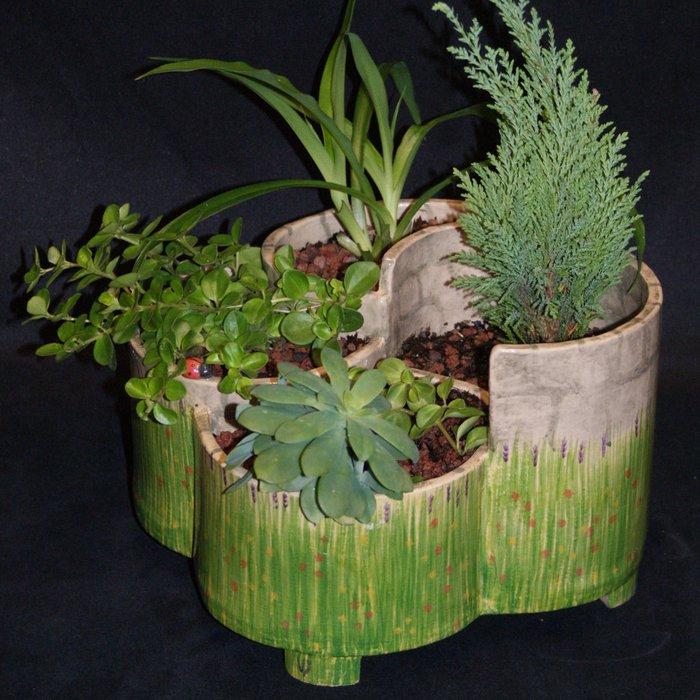 L'atelier de Véro, Poterie pour plantes et objets de senteurs - Marseille