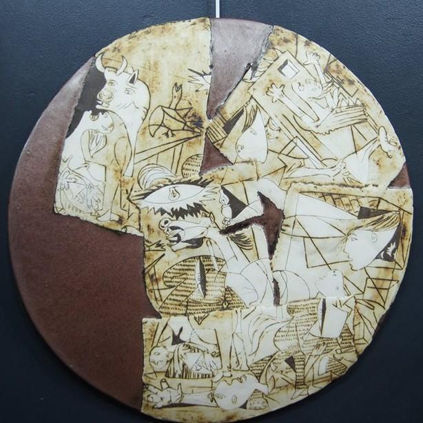 Laetitia Sienne Terre de Sienne céramique 06460 St Vallier de Thiey