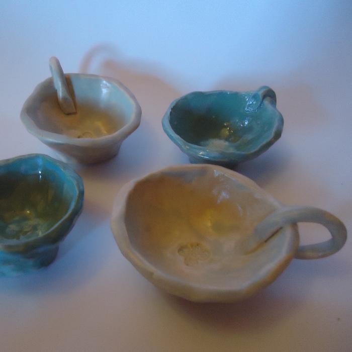 Poterie au Broussan Claire Silvestro - Art de la table, objets de décoration et sculptures - 83330 Le Broussan