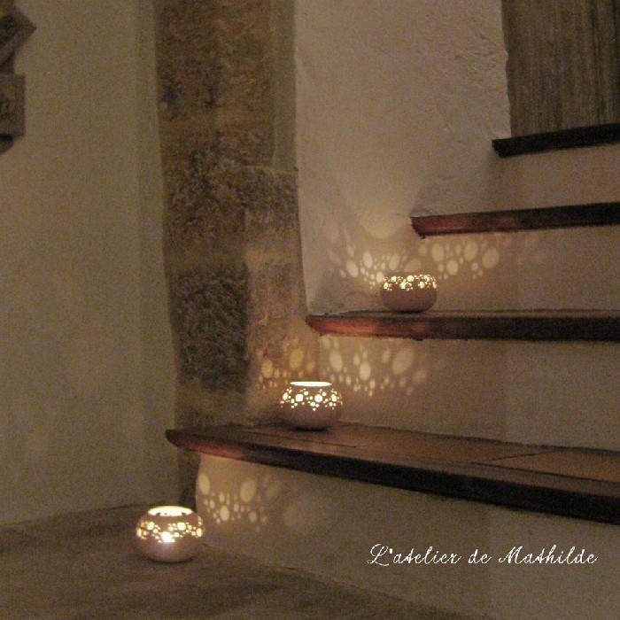 Mathilde Titoni, céramiste à Saint Siffret (Gard) et adhérente Activargile Provence