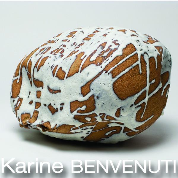 Karine Benvenuti - céramique