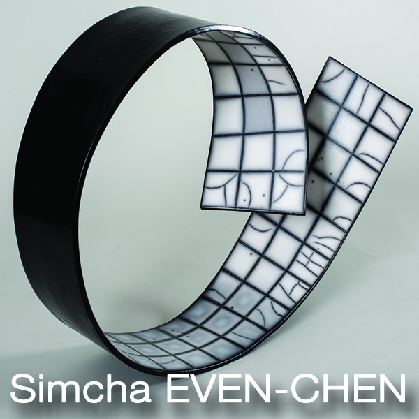 Simcha Even-Chen - céramique