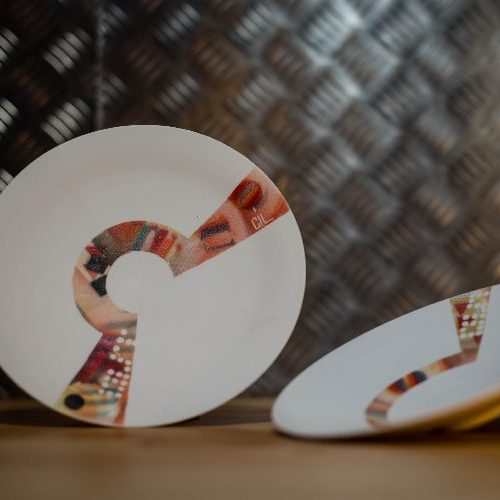 Cécilia de Bastiani, Atelier CIL Céramique - Seyne les Alpes - Utilitaire Design et décoratif