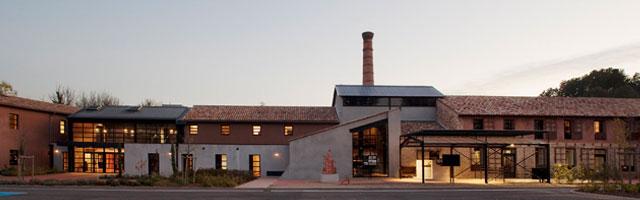 Terra Rossa, Maison de la céramique architecturale, à Salernes (Var)