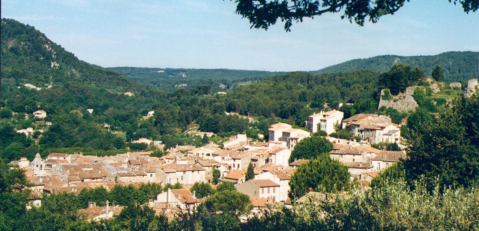 Village de Salernes